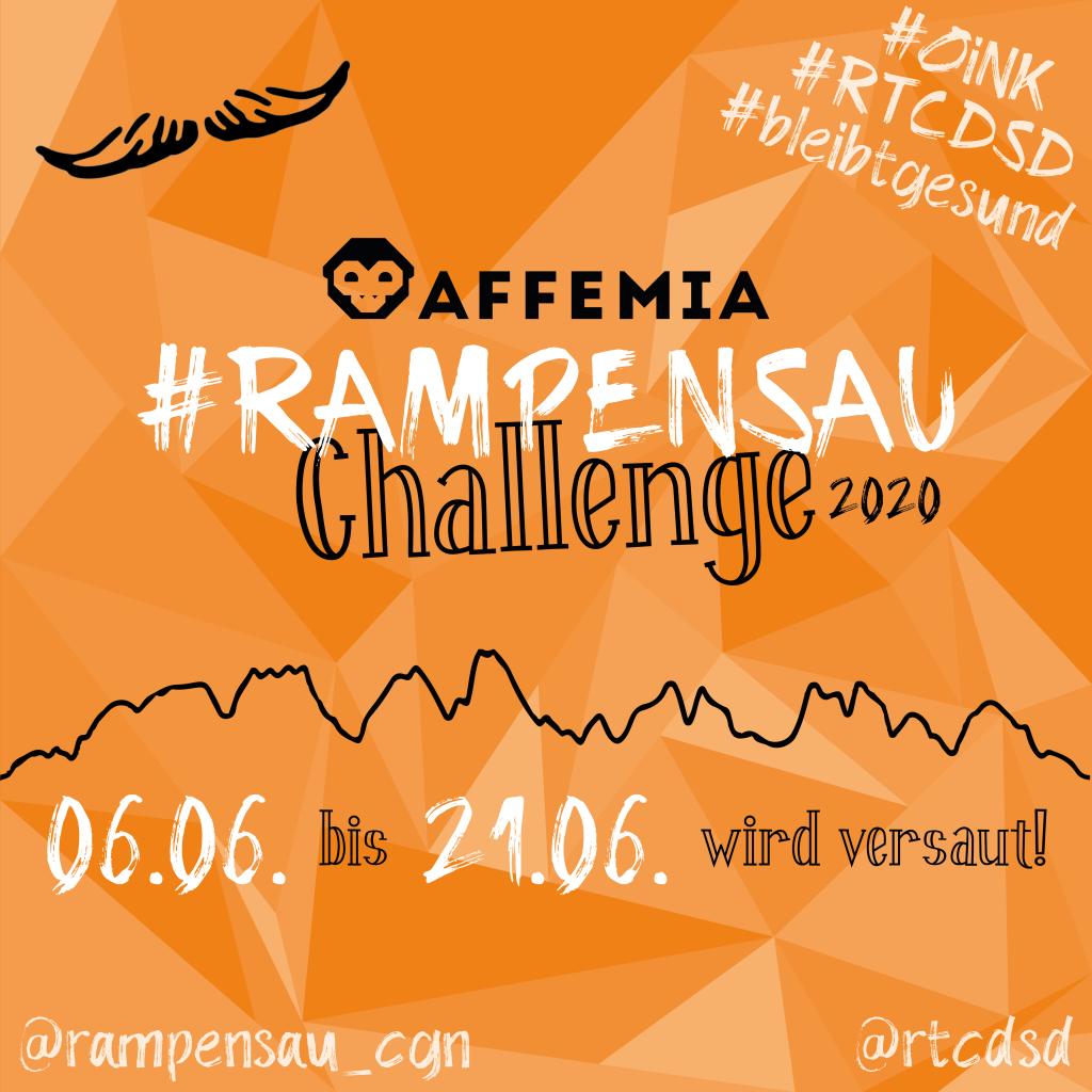 Rampensau Affemia Challenge