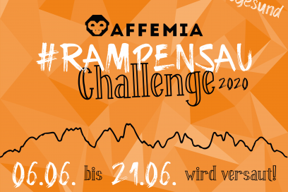 Die große RTC DSD Affemia Rampensau Challenge 2020